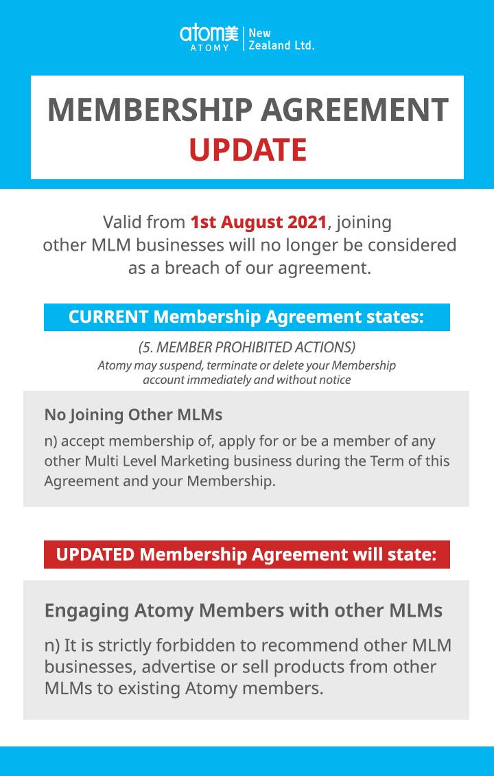 MLM Agreement