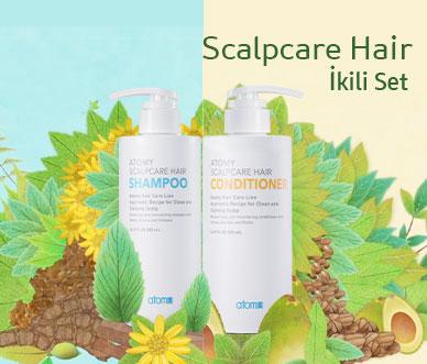 scalpcare hair ikili set